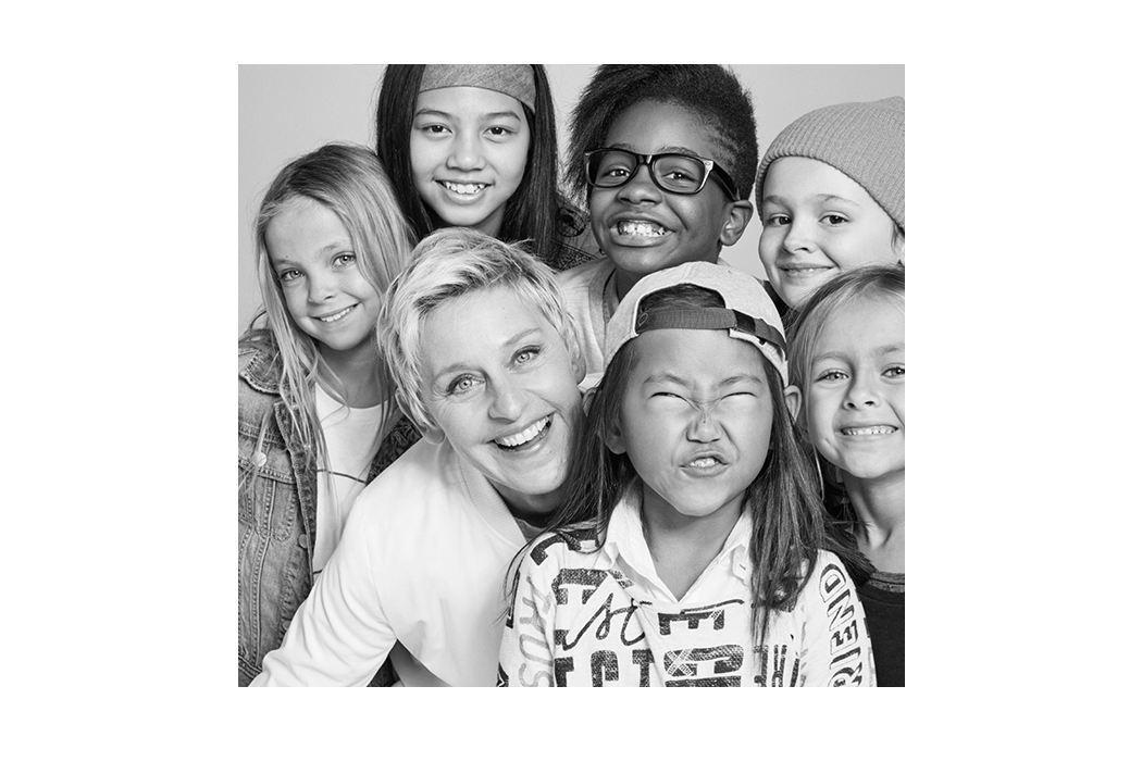 Ellen Gap Kids Clothing Line