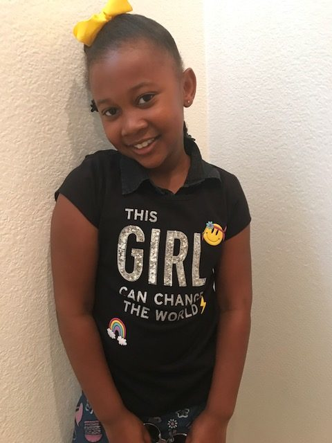 This Girl Can Change the World shirt