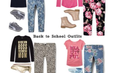 How I Conquered Back to School Clothes Shopping