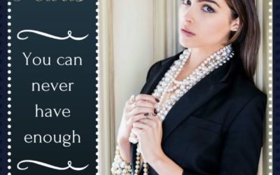 Pearls – A Classic Fashion Statement