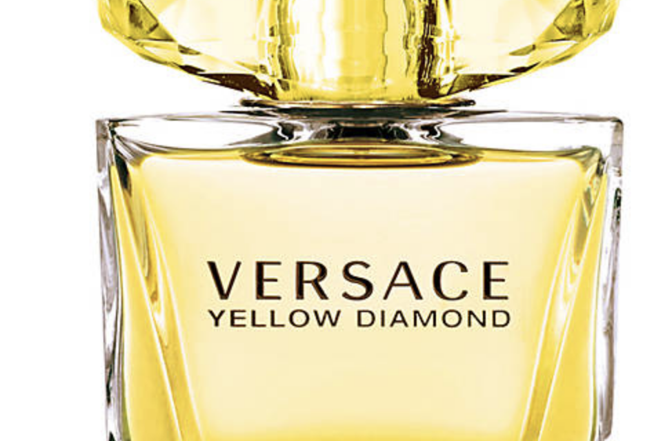 Fragrance of the Day – Versace Yellow Diamond