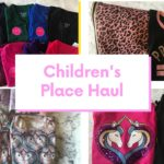 Children's Place Back to School Shopping Haul